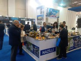Naz-Koop Travel Turkey İzmir Fuar'ında