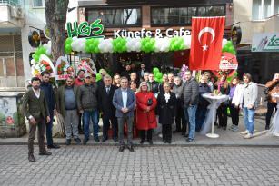 NAZİLLİ'DE KÜNEFE'NİN YENİ ADRESİ; HGS KÜNEFE & CAFE