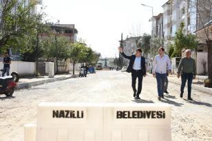 KANAL YOLU 2. ETAP ÇALIŞMALARINDA SONA GELİNDİ