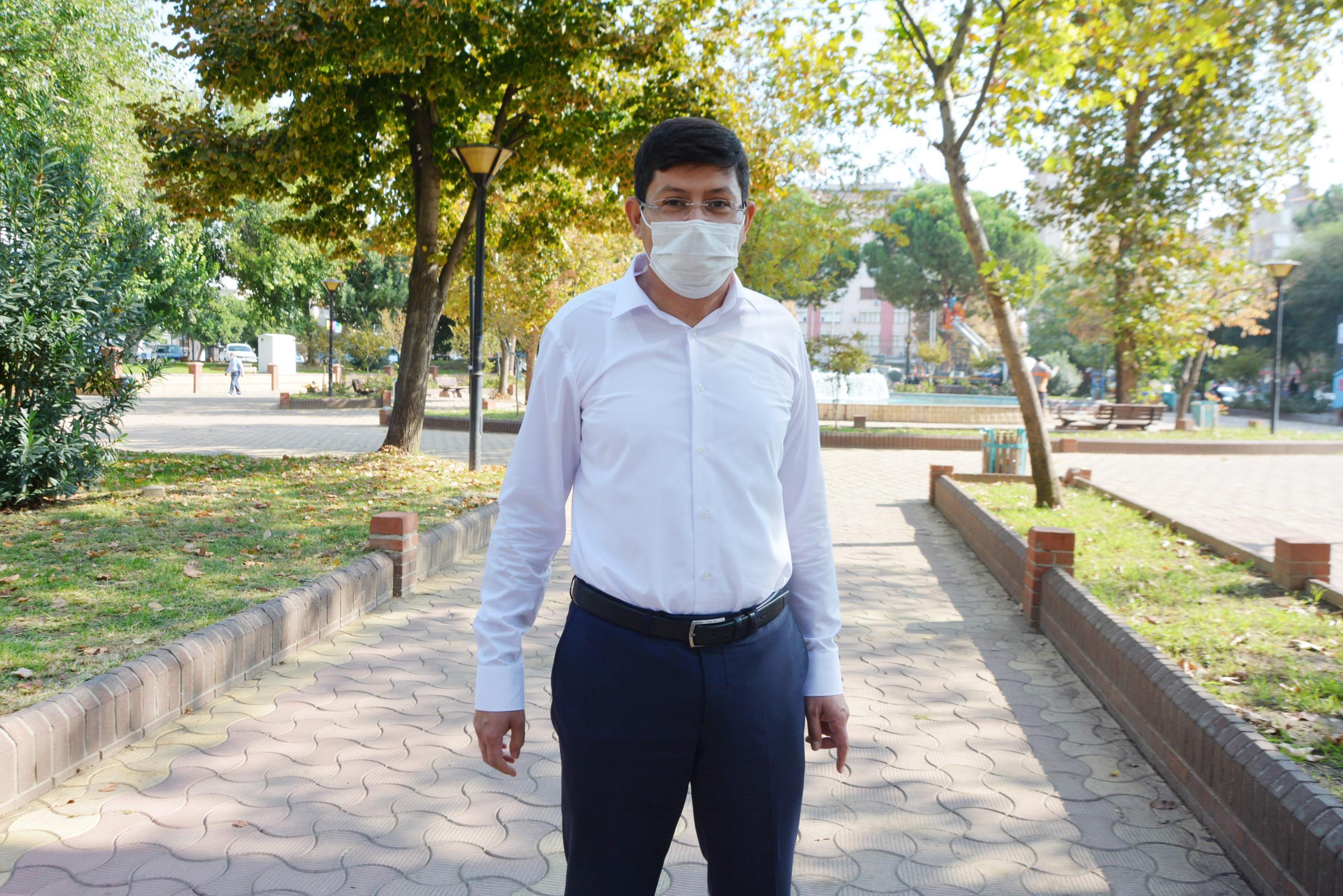 Özcan, Nazilli Belediyesi'nin Borcunu Açıkladı