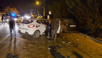 Nazilli'de Feci Kaza; 1 Kişi Yaralandı