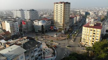 Nazilli Belediyesi'nden Yeni Yılda Esnafa Destek