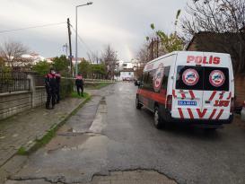 Nazilli'de Silahlı Kavga; 1 Yaralı
