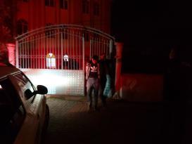 Motosiklet Hırsızları Camide Yatarken Yakalandı