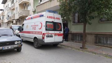 Nazilli'de Bir Kişi Evde Ölü Bulundu